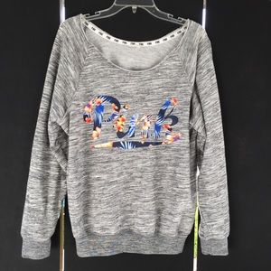 PINK VS sweatshirt sz M